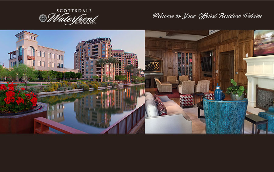 The Scottsdale Waterfront Residences